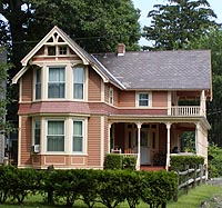 Victorian House in Upstate New York