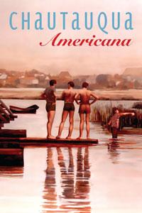 Cover of Chautauqua Journal Americana Issue