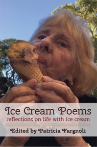 Ice Cream Poems - Cover of Poetry Anthology from World Enough Writers