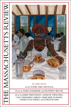 The Massachusetts Review Cover