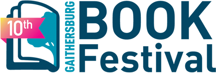 Gaithersburg Book Festival Logo